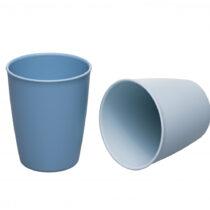 Set 2 pahare albastre Nip Green