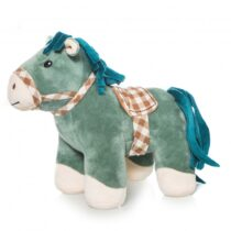 Baby poney verde 25 cm, Artesavi