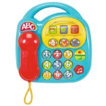 Jucărie Simba ABC Telefon muzical albastru