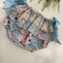 Chiloțel cu imprimeu floral Primavera, Little Rose