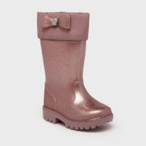Ghete de apă rosa glitter bebe fetiță Mayoral