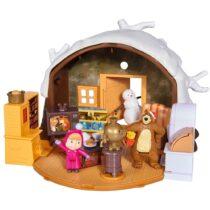 Jucărie Simba Masha and the Bear Winter Bear's House