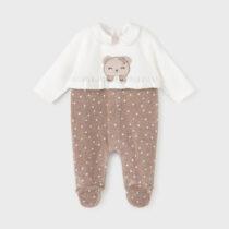Pijama bej cu buline, Mayoral