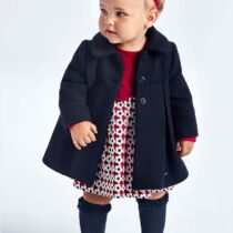 Palton marino bebe fetițe Mayoral