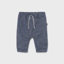Pantaloni lungi azul ECOFRIENDS soft nou-născut băiat Mayoral