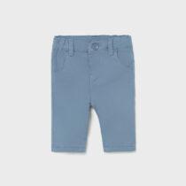 Pantaloni lungi albaștrii elastici nou-născut băiat Mayoral