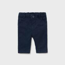 Pantaloni lungi marino elastici nou-născut băiat Mayoral