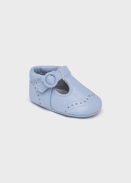 Pantofiori nube nou-născut băiat Mayoral