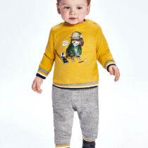 Trening bluză cățel bebe băiat Mayoral