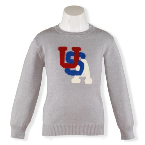 Bluza gri USA Miranda Textil