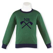 Bluza verde NB hockey Miranda Textil