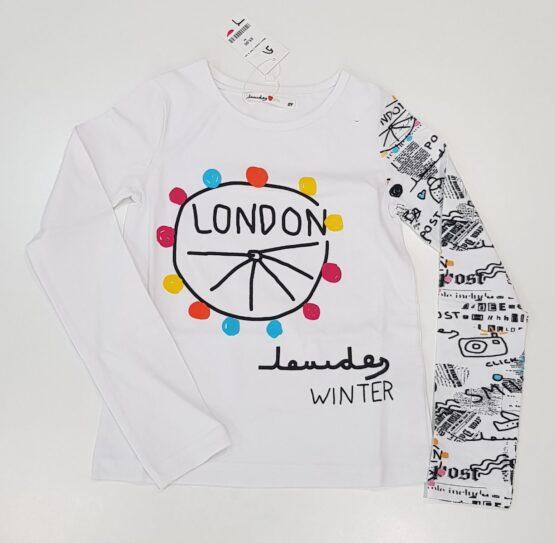 Bluza alba London
