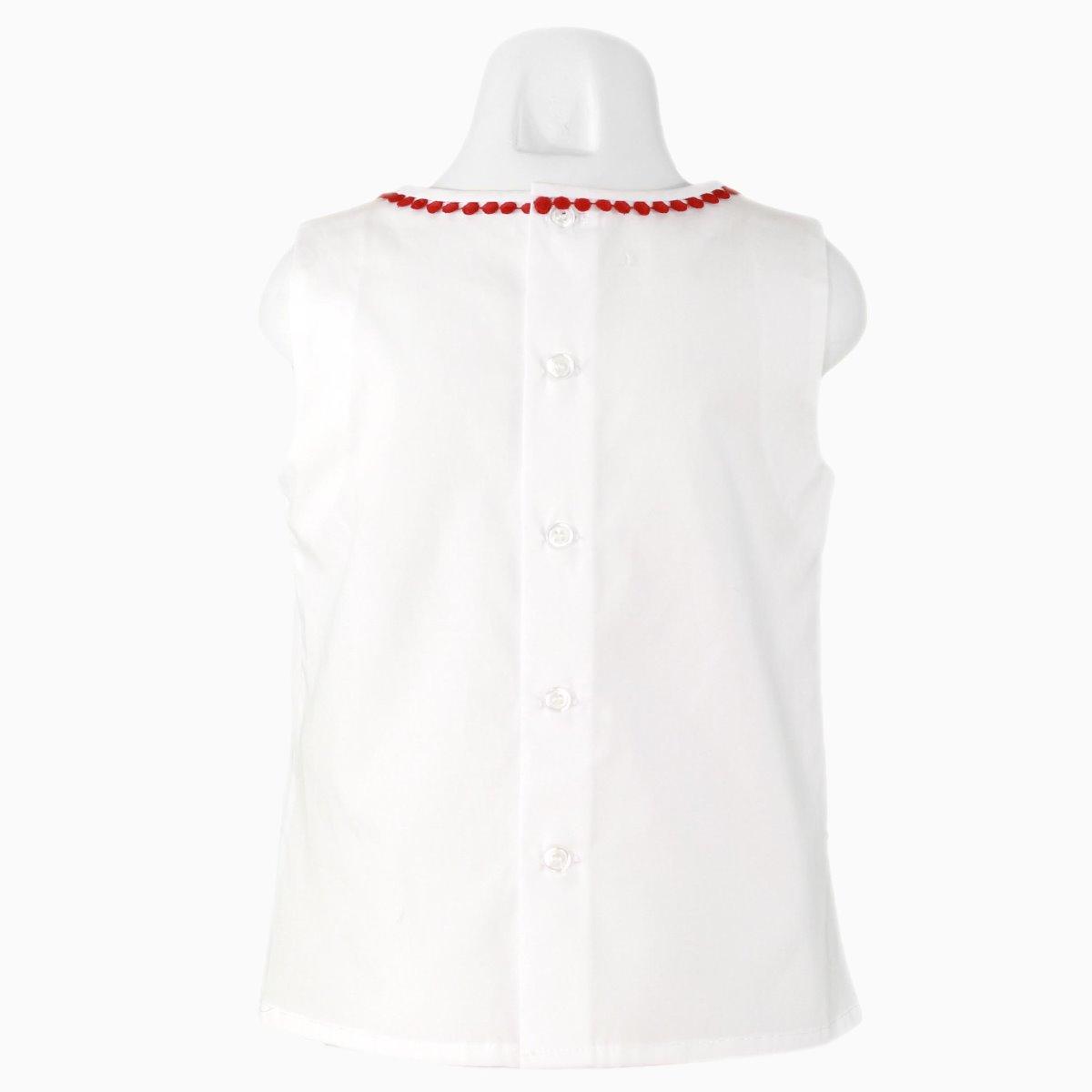 Bluză albă