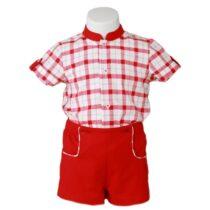 Costumaș roșu Miranda Textil