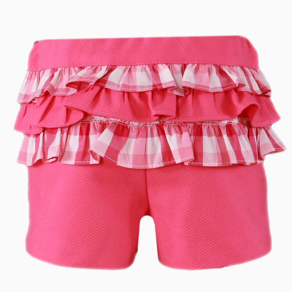Pantaloni scurți roz