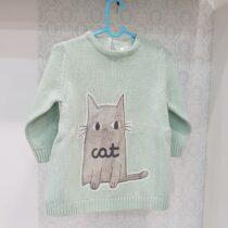 Rochita verde Cat Lourdes