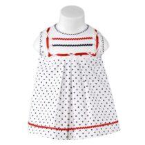 Rochiță albă Miranda Textil