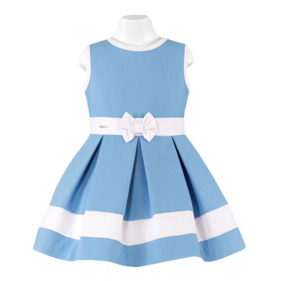Rochiță albastră Miranda Textil