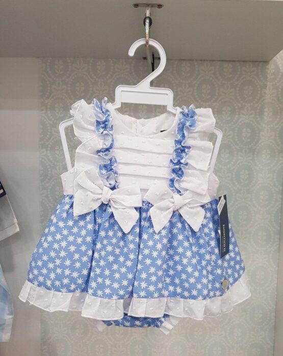 Rochita albastra cu stelute
