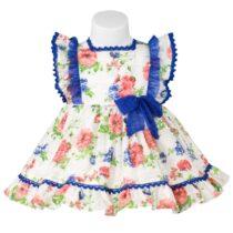 Rochiță cu flori Miranda Textil