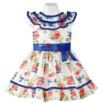 Rochiță înflorată Miranda Textil