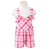 Salopetă roz Miranda Textil