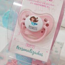 Suzeta + Lant roz Princess +0 luni